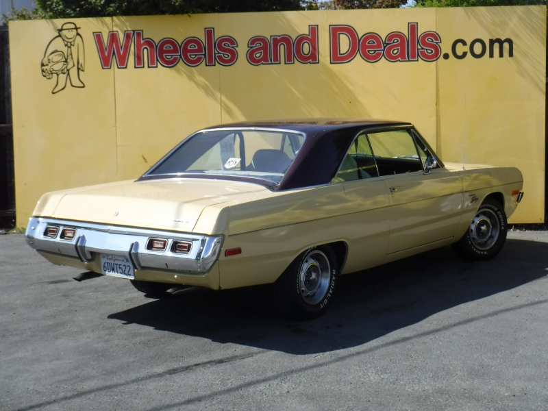 Dodge Dart 1972 price $10,500