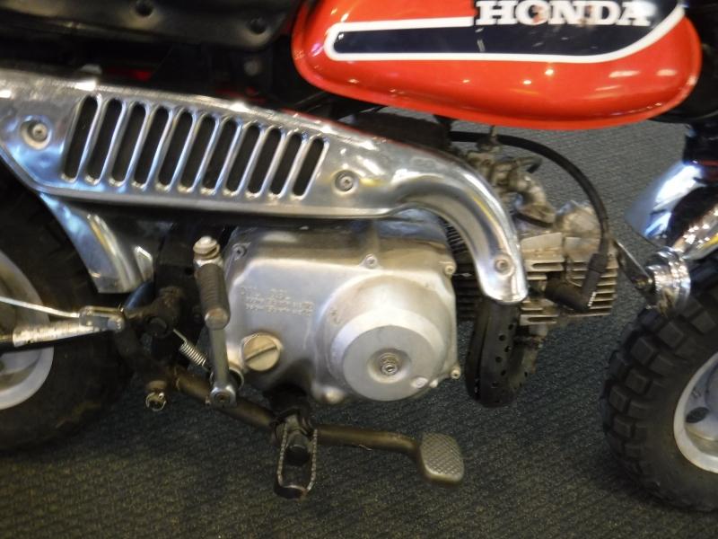 Honda z50 1977 price $2,250