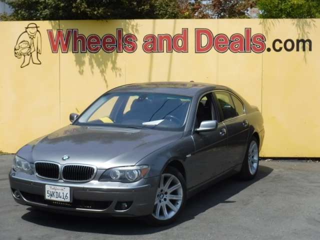2006 Bmw 750i Inventory Wheels And Deals Auto Dealership In