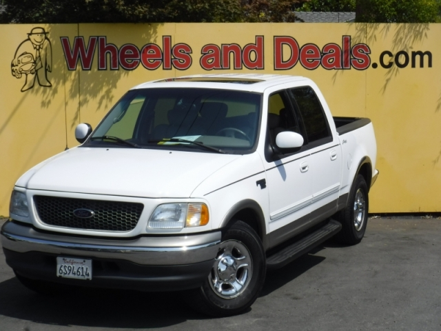 2001 ford f150 supercrew - inventory | wheels and deals | auto
