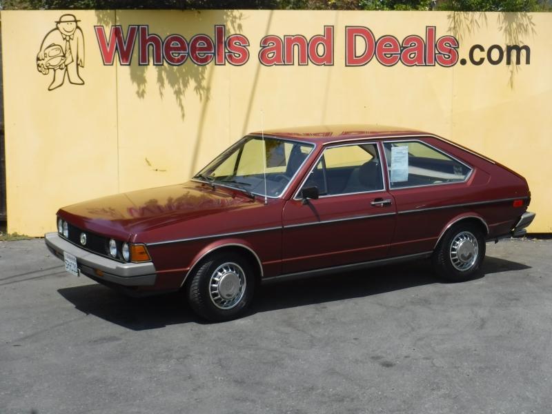 1980 Volkswagen Dasher Wheels And Deals Auto Dealership In Santa Clara