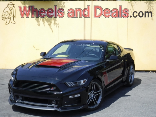 Roush Stage 3 >> 2016 Ford Mustang Roush Stage 3 49 999