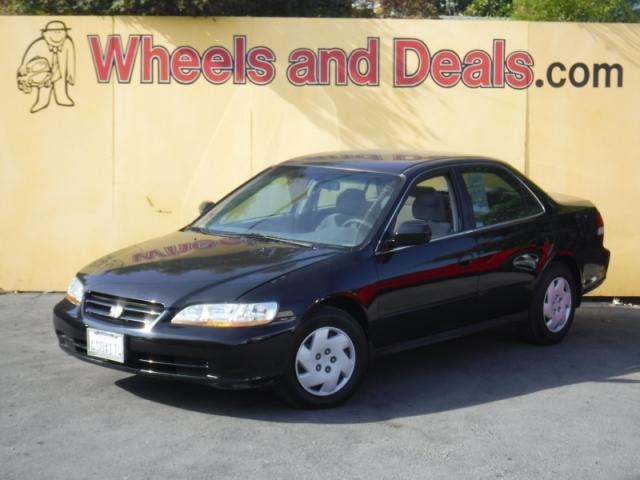 Charming 2001 Honda Accord