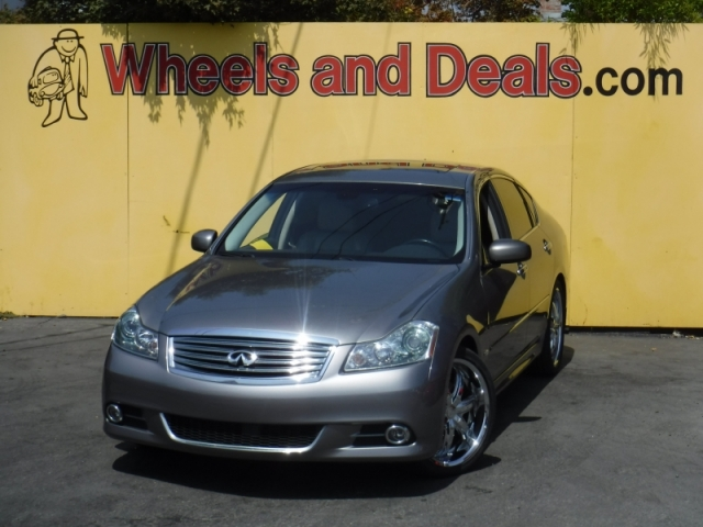 2008 Infiniti M45 Inventory Wheels And Deals Auto Dealership
