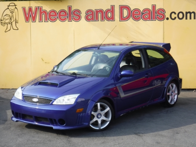 2005 Ford Focus Saleen 7 850