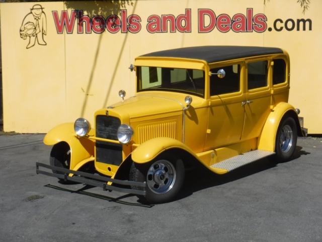 1928 Nash Advanced 6