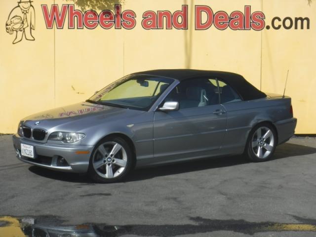 2004 BMW 325Cic