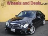 Mercedes-Benz E63 2007