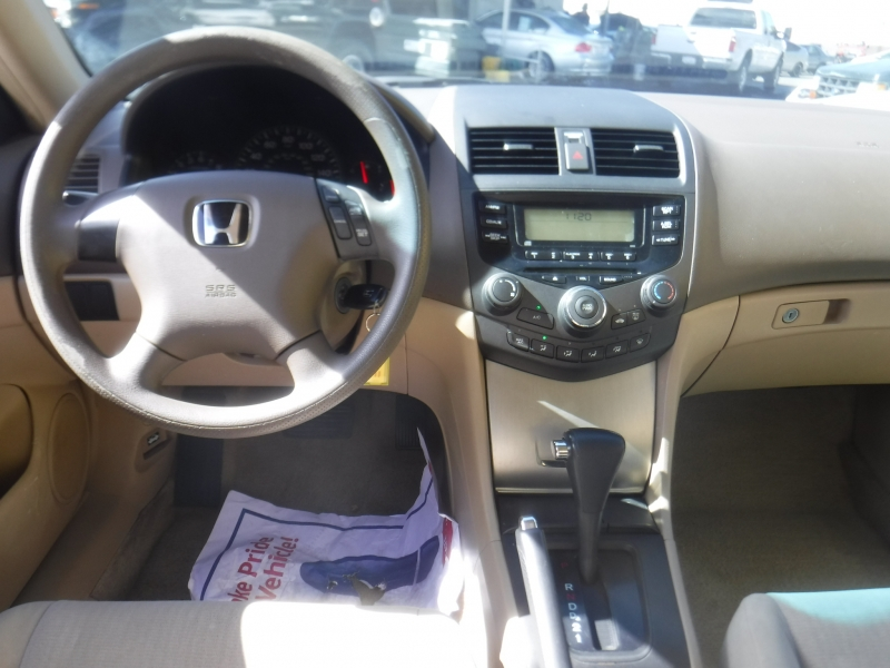 Honda Accord 2004 price $3,650
