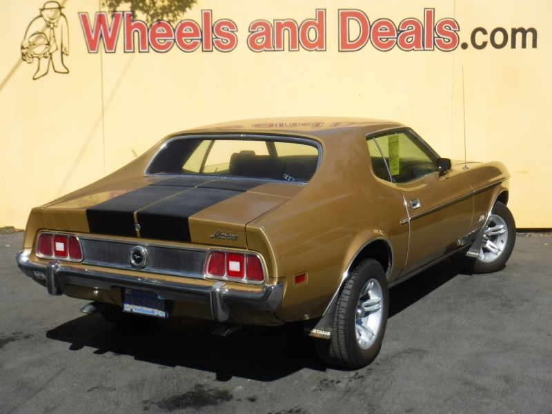 Ford Mustang 1973 price $7,999