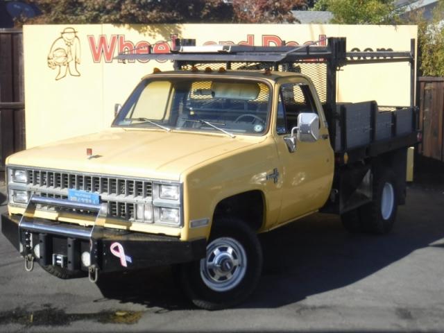 1982 Chevrolet C30 Dump