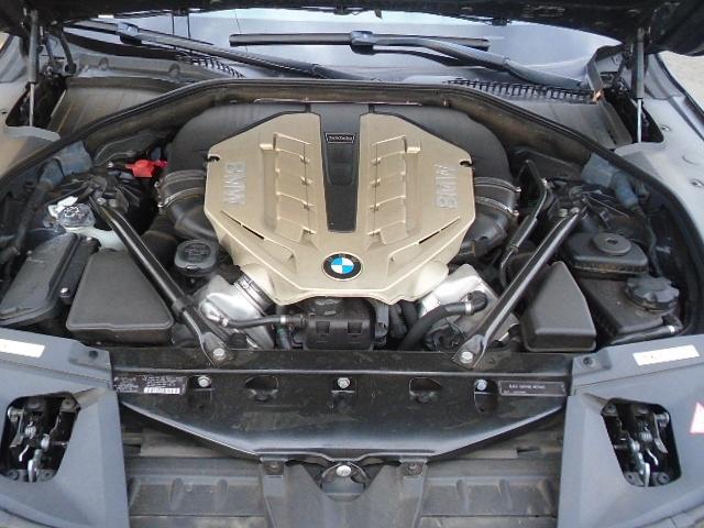 BMW 750li 2010 price $18,600
