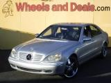 Mercedes-Benz S430 2002