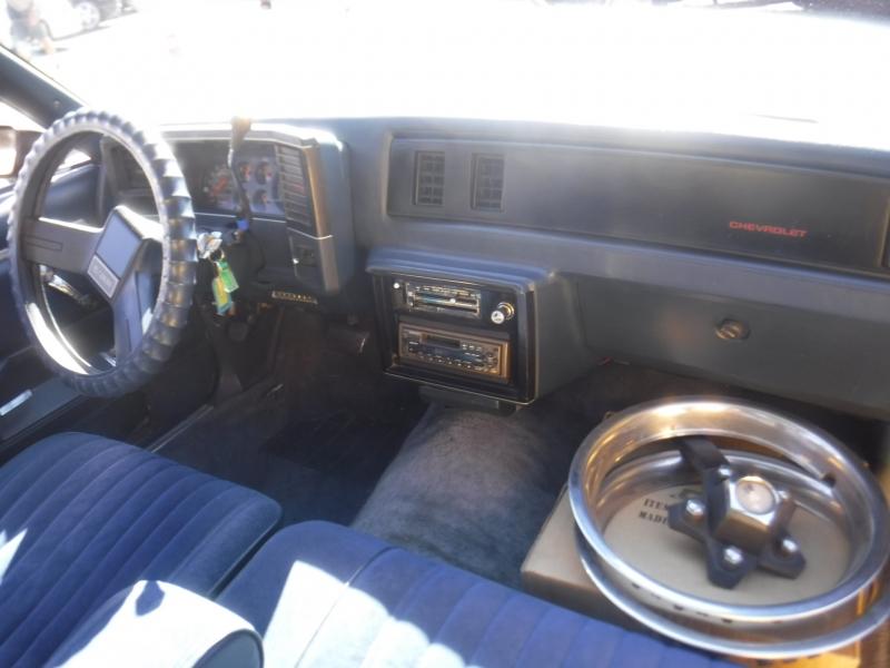 Chevrolet El Camino 1987 price $4,999