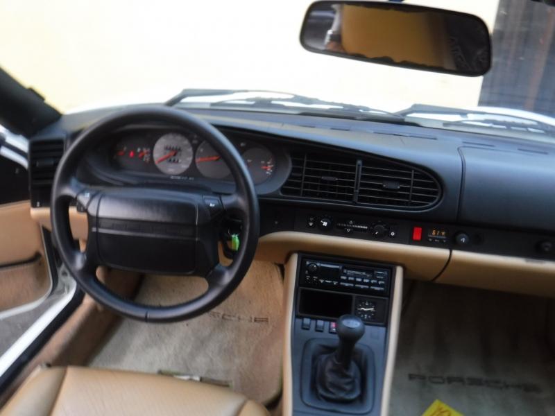 Porsche 968 1994 price $21,750