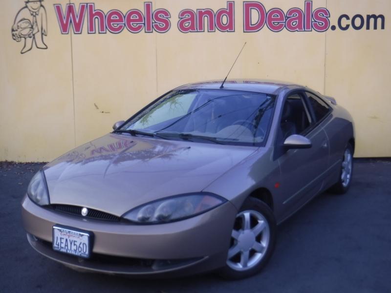 Mercury Cougar 1999 price $2,750