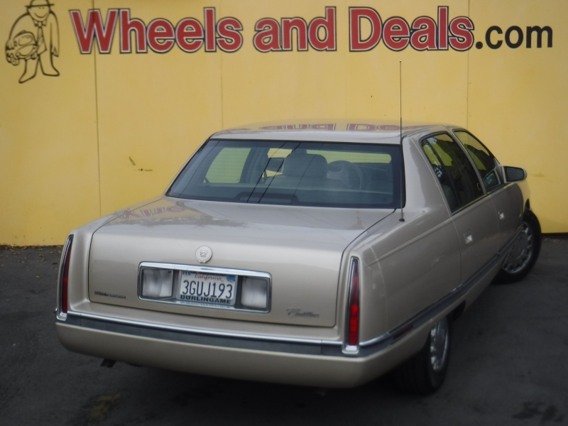 Cadillac Concours 1994 price $2,650