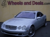 Mercedes-Benz cl500 2005