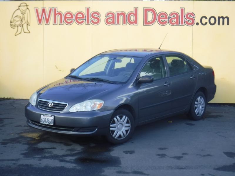 Toyota Corolla 2008 price $6,250