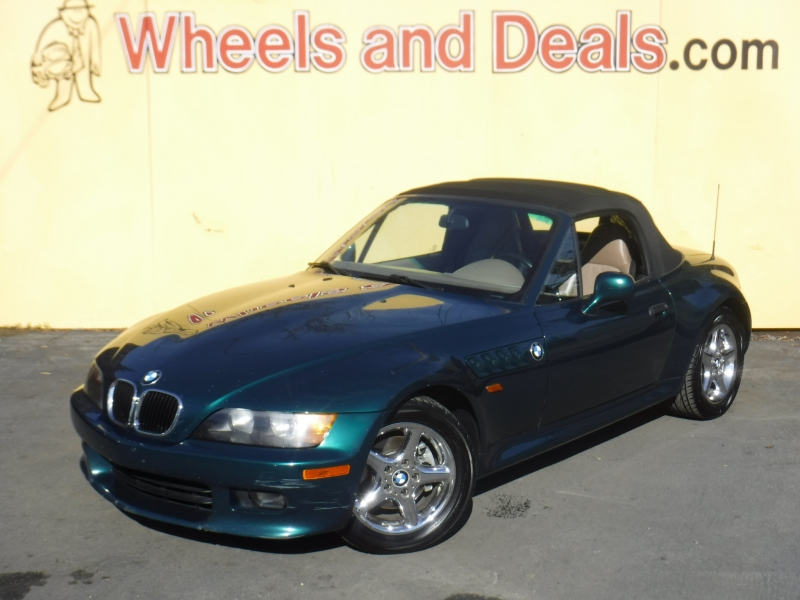 1999 Bmw Z3 28 Roadster Wheels And Deals Auto Dealership In Santa