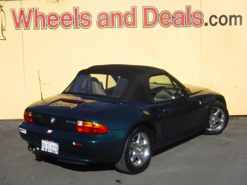 BMW Z3 1999 price $5,500