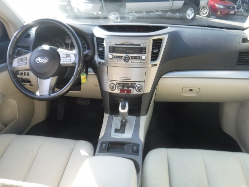 Subaru Outback 2011 price $10,134