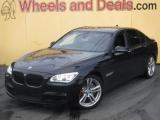 BMW 750i 2013