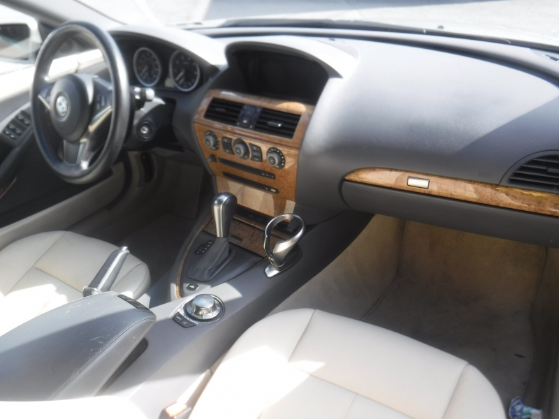 BMW 6-Series 2004 price $9,500