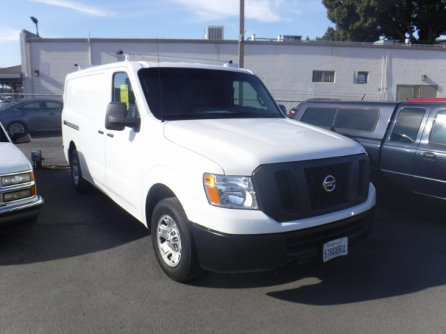 2014 Nissan NV2500 HD