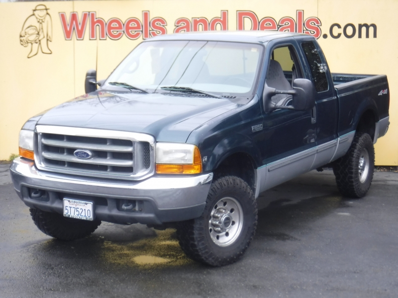 Ford F-250 1999 price $9,650