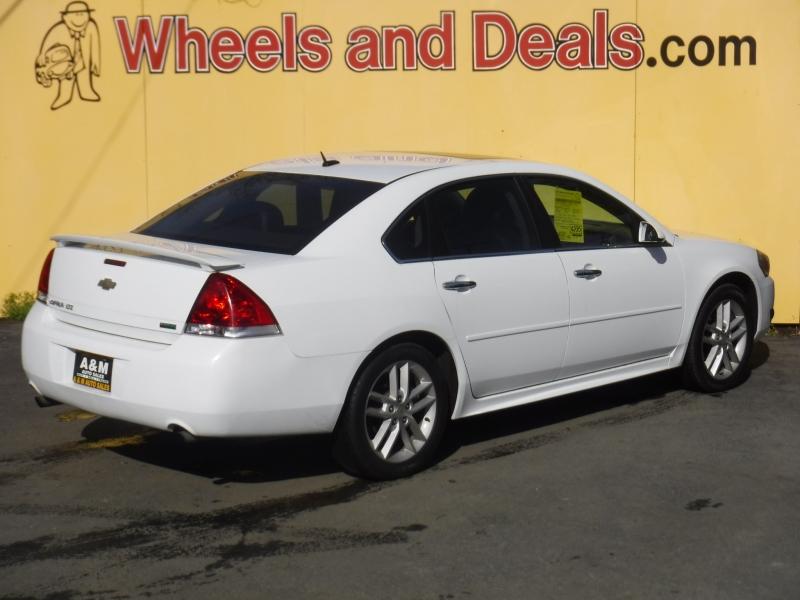 Chevrolet Impala 2012 price $6,500