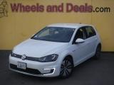 Volkswagen eGolf 2015
