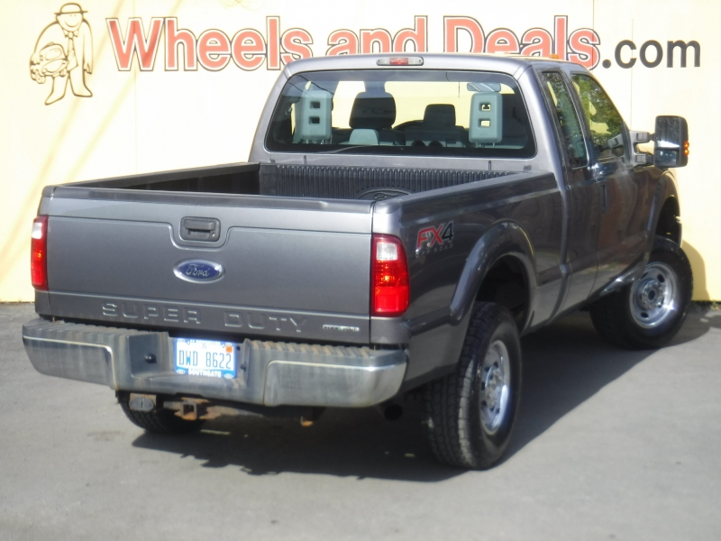 Ford F250 2012 price $15,999