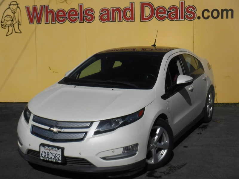 Chevrolet Volt 2012 price $7,999