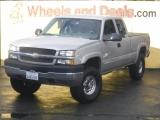 Chevrolet 2500 HD 2004