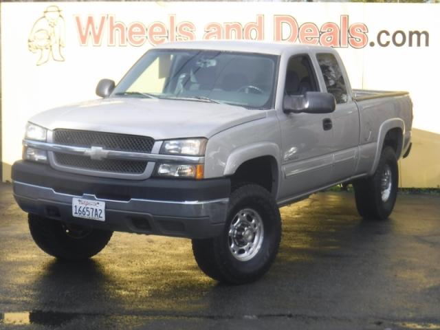 2004 Chevrolet 2500 HD