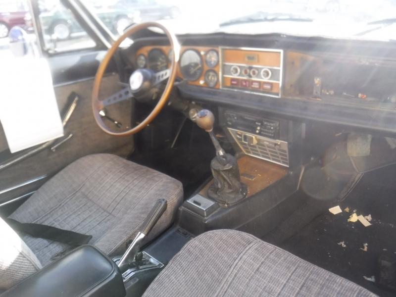 Fiat 124 1975 price $3,999