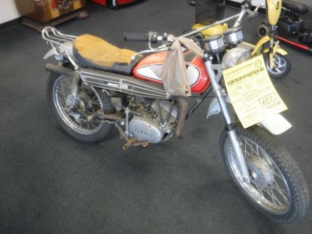 1976 Yamaha DT 125