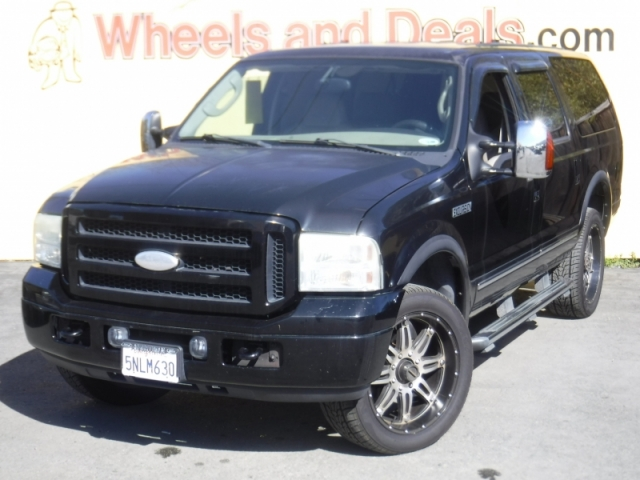 2005 Ford Excursion Xlt 11 499