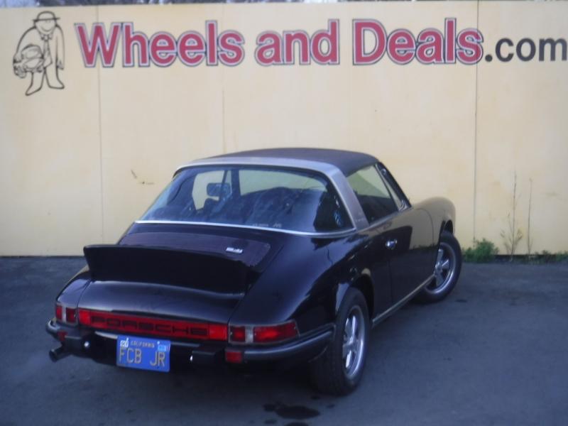 Porsche 911 1973 price $31,900