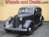 Pontiac Coupe 1936