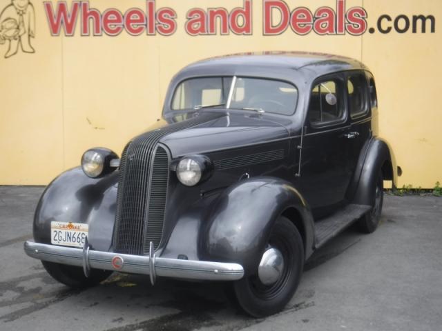 1936 Pontiac Coupe