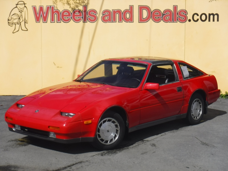 Nissan 300ZX 1987 price $7,850