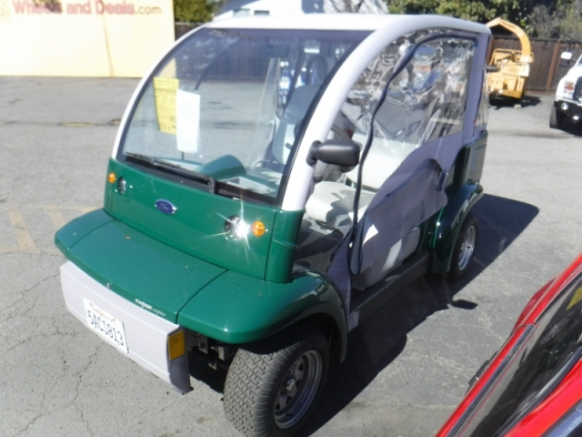 2002 Ford Think