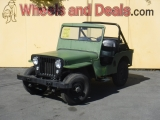 Willys  1954
