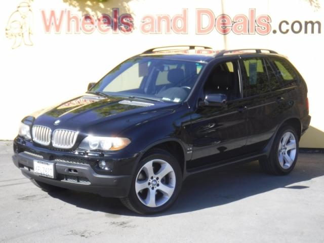 2006 Bmw X5 4 4i 5 995