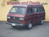 Volkswagen Vanagon GL Westfalia 1987