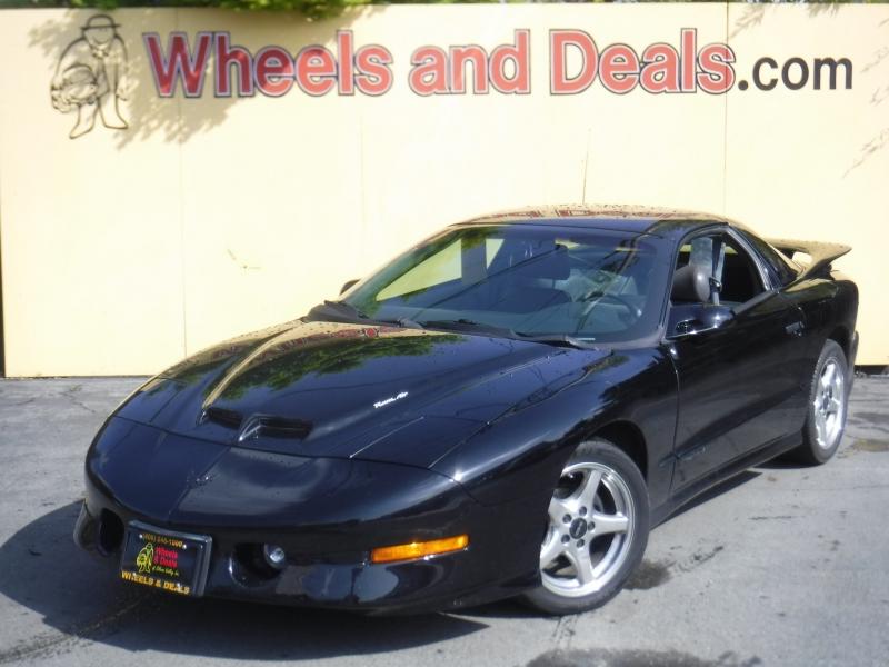 Pontiac Trans Am WS6 1997 price $14,500