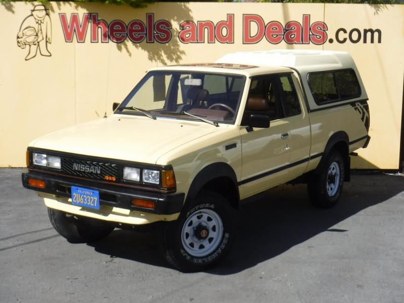 Nissan Pickup 1986 price $9,850