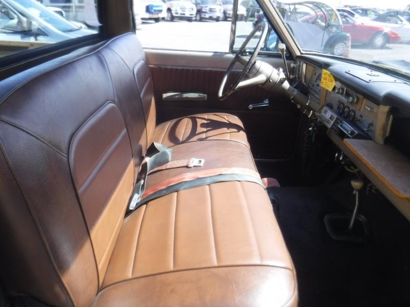Jeep J2000 1971 price $6,450